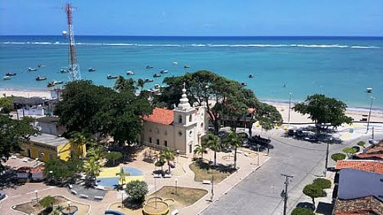 Praia de São José da Coroa Grande 2