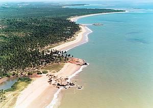 Praia de São José da Coroa Grande - hostel em porto de galinhas