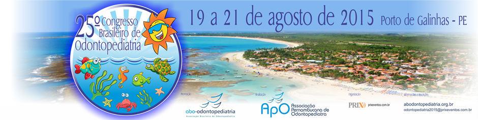 Congresso OdontoTerapia Porto de Galinhas 2015