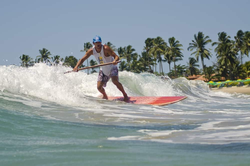 Surf em Porto de GAlinhas